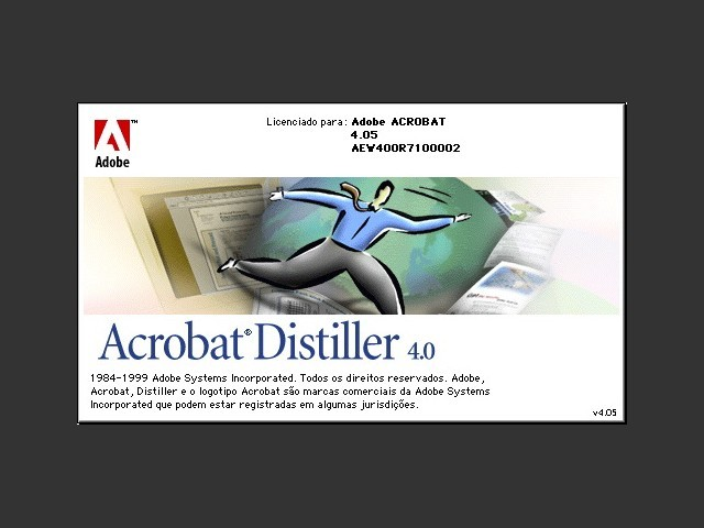 Adobe Acrobat Distiller 4 (SPANISH) (1999)