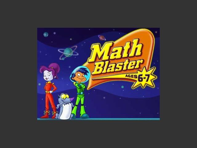 Math Blaster Ages 6-7 (2000)