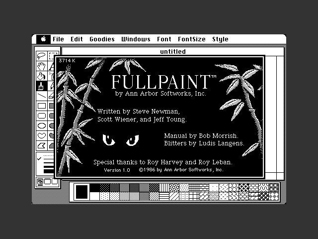 FullPaint (1986)
