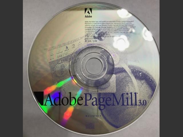 Adobe PageMill 3.0 (1998)