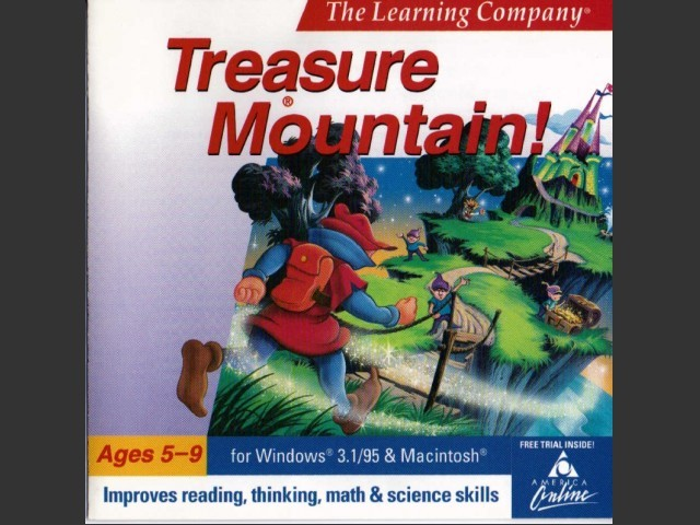 Treasure Mountain! (1995)