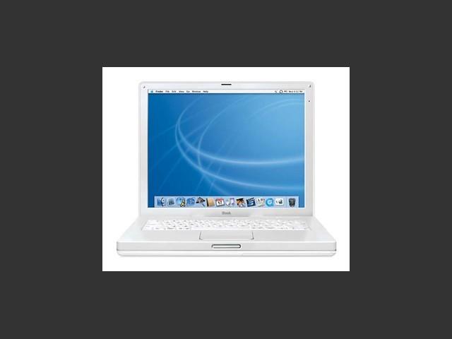iBook G3/600 14.1 LCD Early 2002 - Disc set (Swedish) (2002)