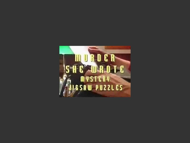 Murder, She Wrote: Mystery Jigsaw Puzzles (1996)
