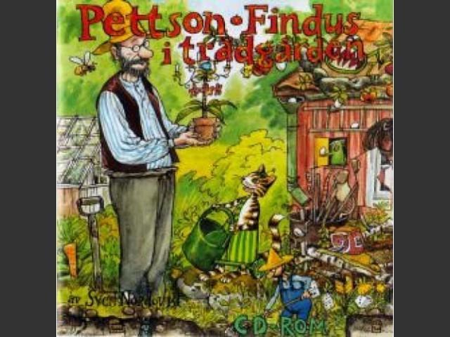 Pettson o Findus i trädgården (1998)