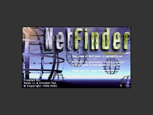NetFinder 1.x & 2.x (1996)