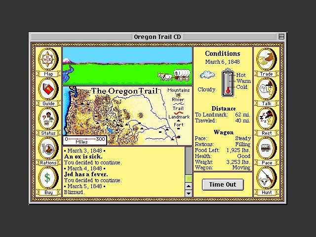 The Oregon Trail CD (1993)