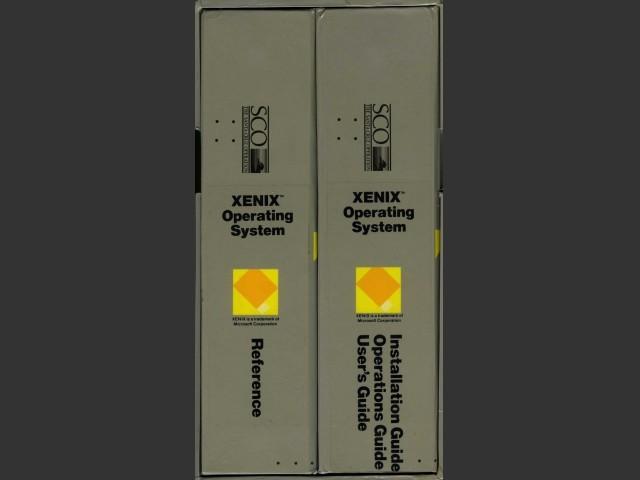 Xenix 3.0 for Apple Lisa (1984)