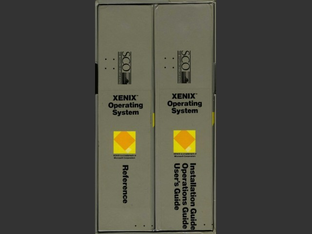 Xenix 3.0 (1984)