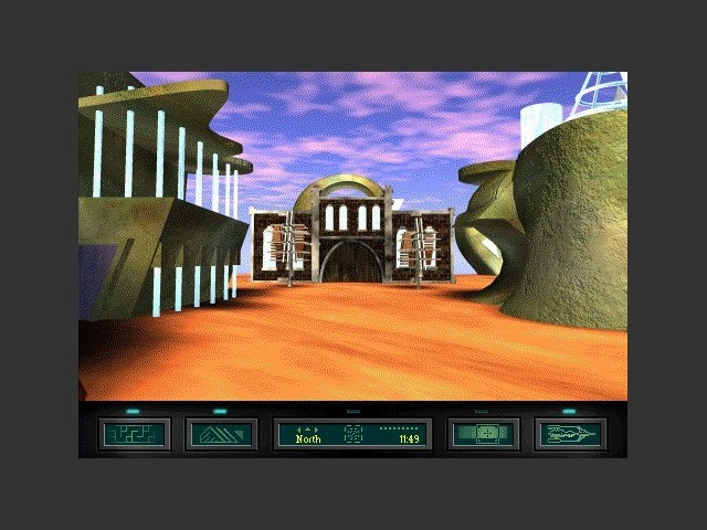 Ray Bradbury's The Martian Chronicles Adventure Game (1995)