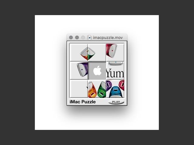 iMac puzzle (1999)