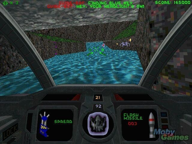 Descent II (1996)