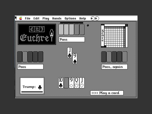 Euchre 2.0 (1989)