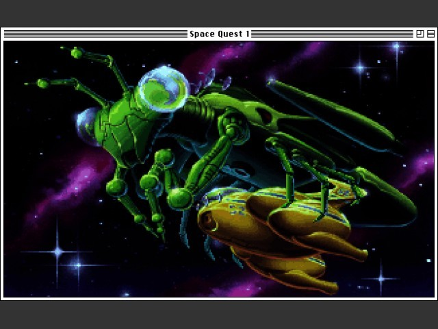 Space Quest I: The Sarien Encounter (Color) (1992)