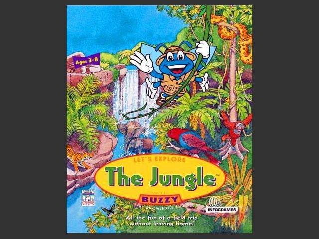 Let's Explore the Jungle with Buzzy (1995)