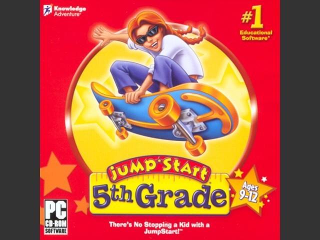 JumpStart 5th Grade (1997)