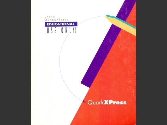 QuarkXPress 3.31 (1995)