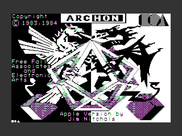 Archon: The Light and the Dark (1986)