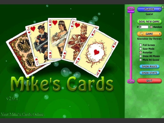 Mike's Cards (2000)