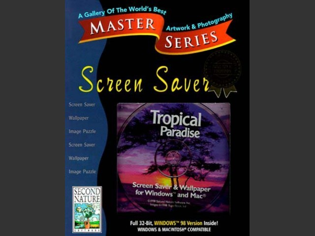Tropical Paradise: Screen Saver & Wallpaper (1997)