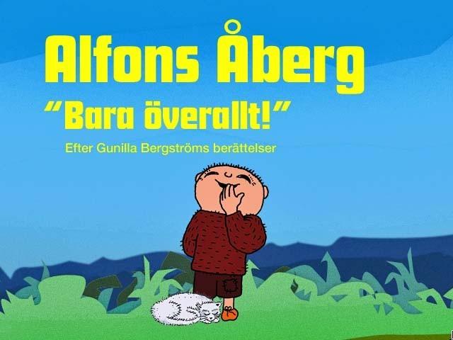 Alfons Åberg: Bara Överallt (2002)