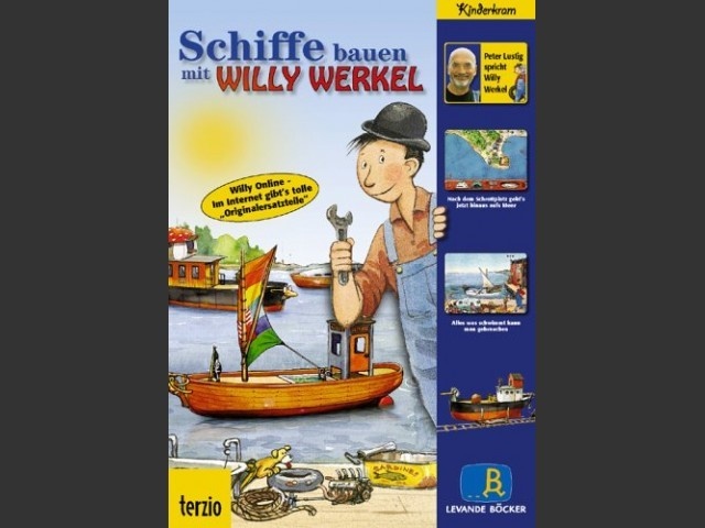 Schiffe bauen mit Willy Werkel (1999)