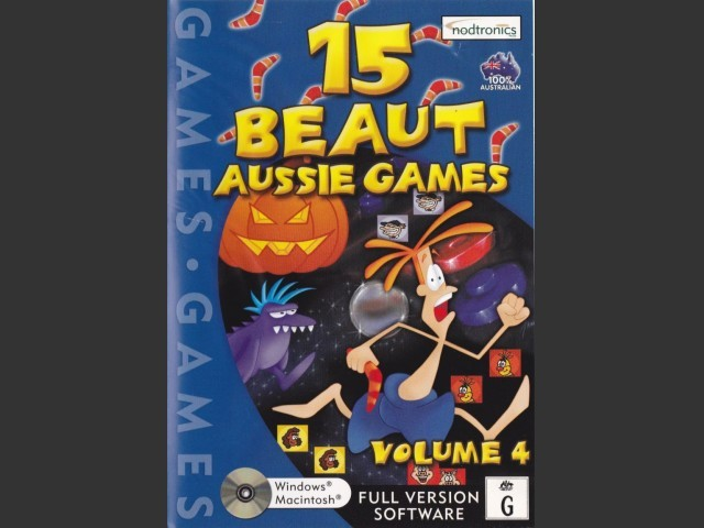 15 Beaut Aussie Games Volume 4 (2002)
