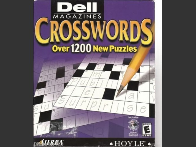 Dell Magazines Crosswords (2001)