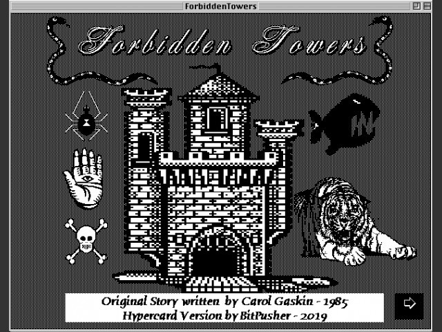 The Forbidden Towers (1985)