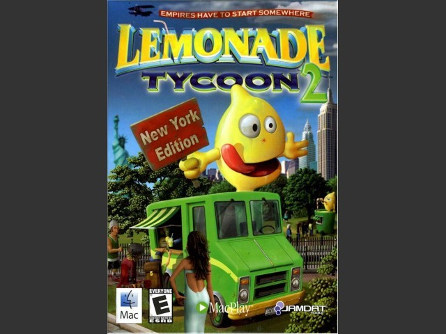 Lemonade Tycoon 2: New York Edition (2004)