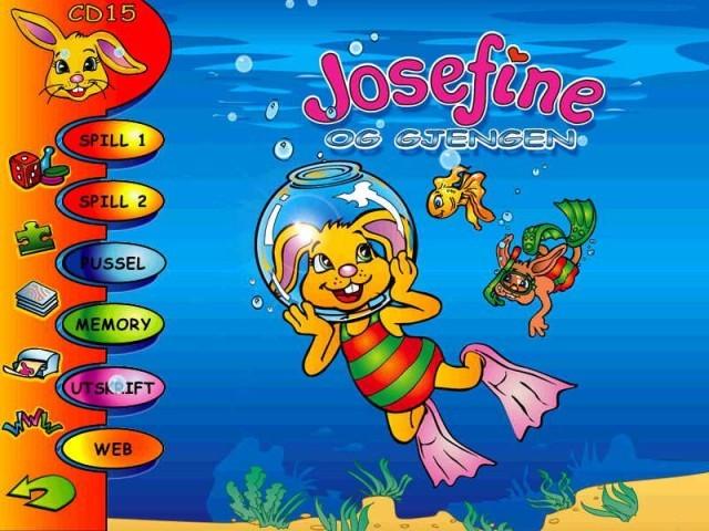 Josefine og gjengen (1999)