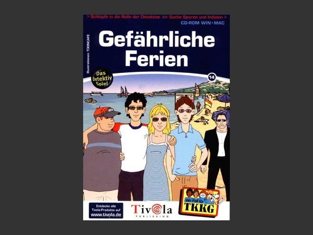 TKKG 14: Gefährliche Ferien (2005)