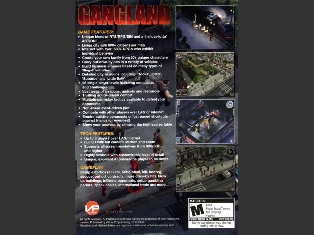 Gangland (2005)