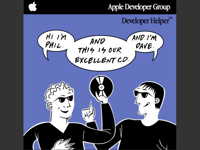 Apple Developer Disc 1989, aka 'Excellent CD' (1989)
