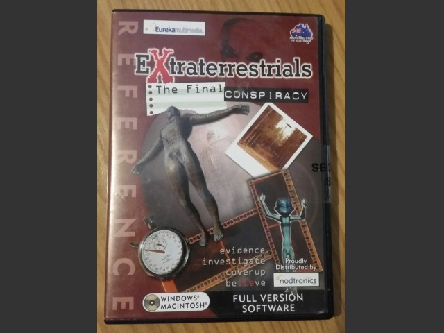 Extraterrestrials: The Final Conspiracy (2002)