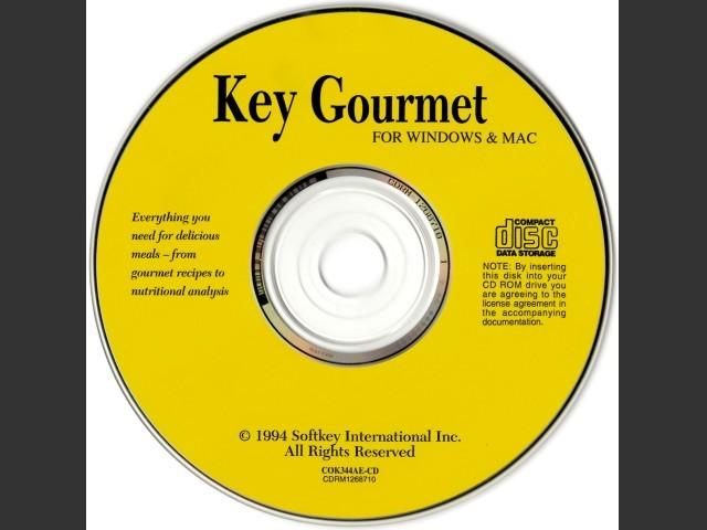 Key Gourmet (1994)