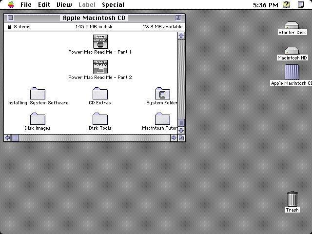 System 7. 5. 3 macintosh repository.