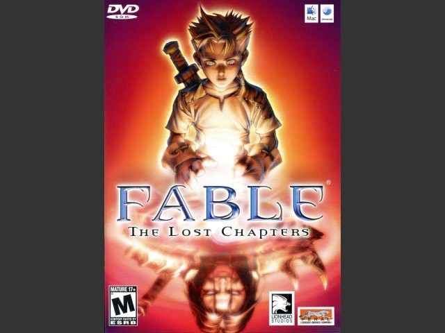 Fable: The Lost Chapters (2008)