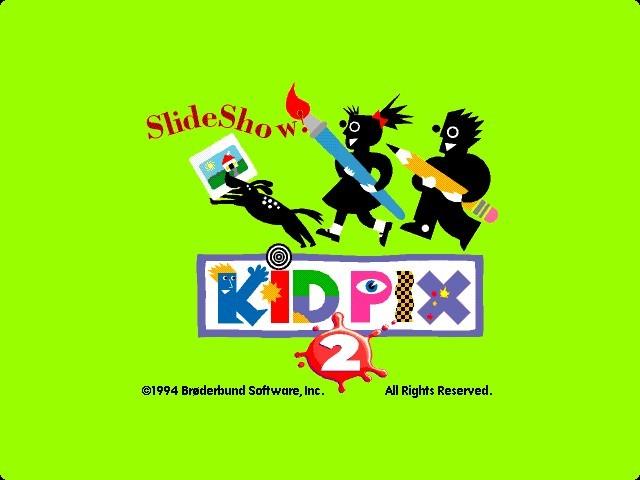 Kid Pix 2 (1994)