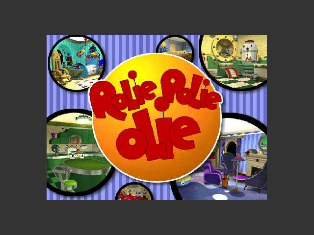 Playhouse Disney's Rolie Polie Olie: The Search For Spot (2001)