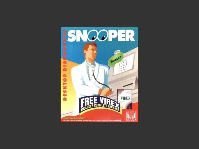 Maxa Snooper 2.0 (1992)