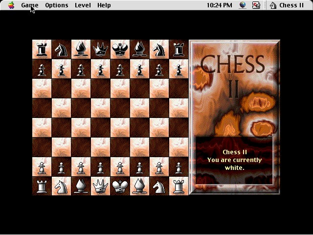 Chess II for Macintosh (1994)
