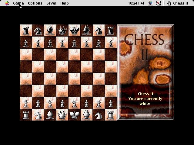 Chess II for Macintosh (1994)