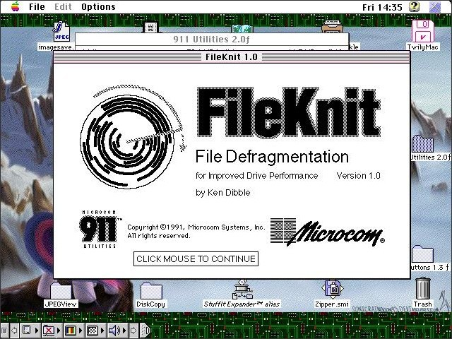 FileKnit 1.0