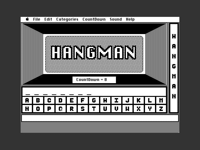HangMan (1985)