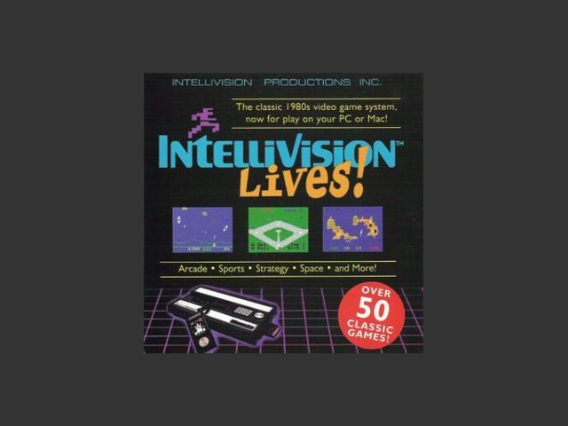 Intellivision Lives! (1998)