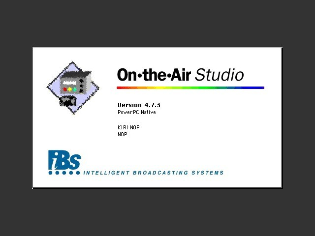 OnTheAir Studio (2001)