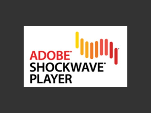 Adobe Shockwave Player 10 (1998)