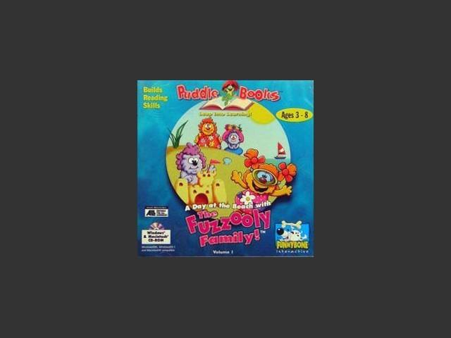 Puddle Books: A Day at the Beach With the Fuzzooly Family (1997)