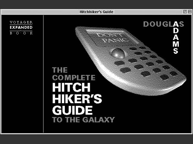 The Complete Hitchhiker's Guide to the Galaxy (1992)