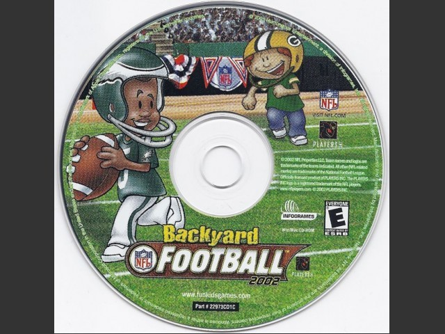 Backyard Football 2002 - Macintosh Repository